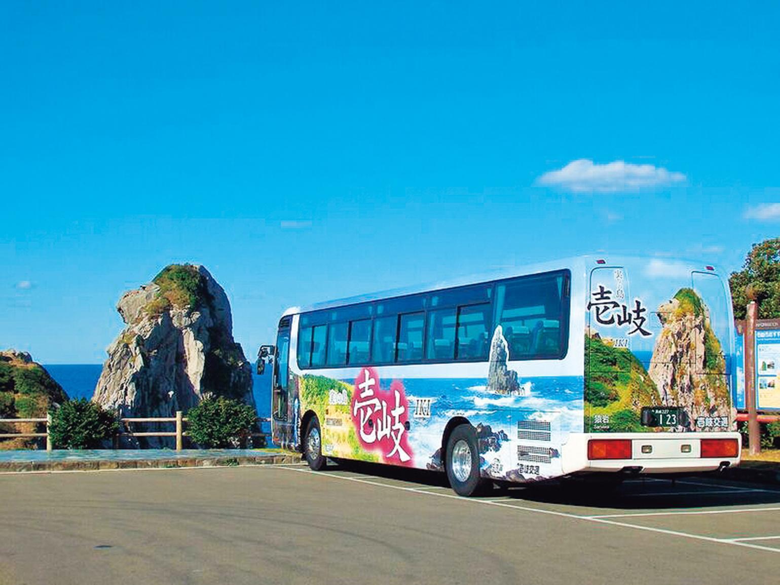 壱岐交通より「定期観光バス臨時運休」のお知らせ-1