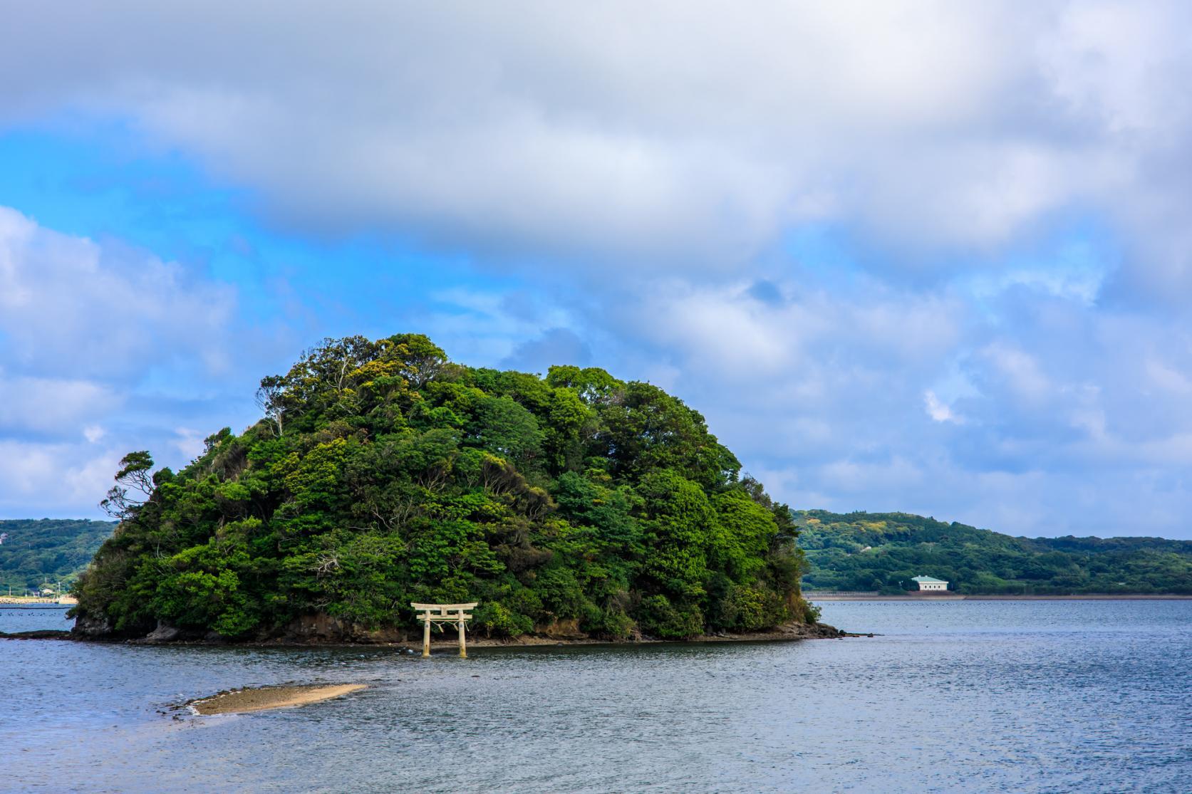 島のルールを守って楽しい観光を。-1