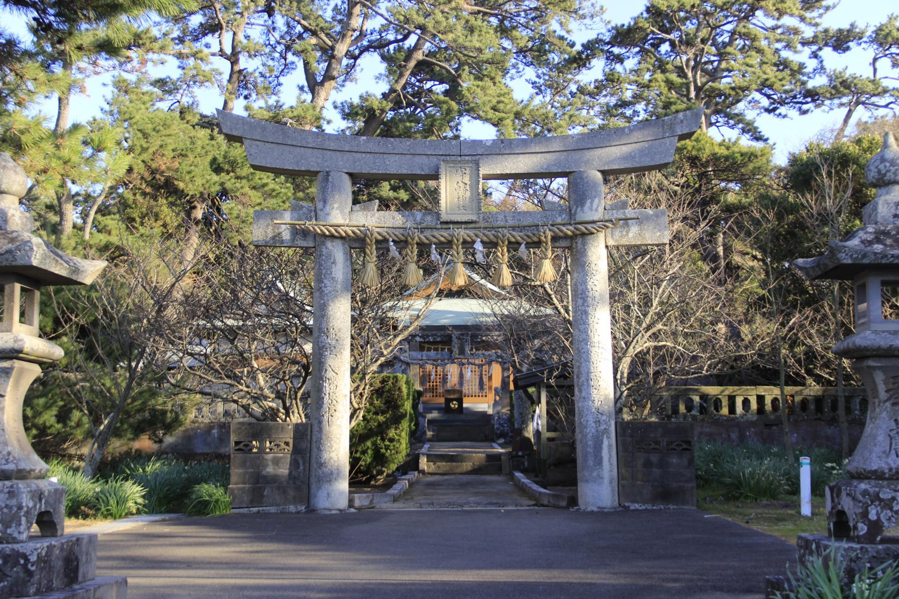 寄八幡神社(よりはちまんじんじゃ)-1