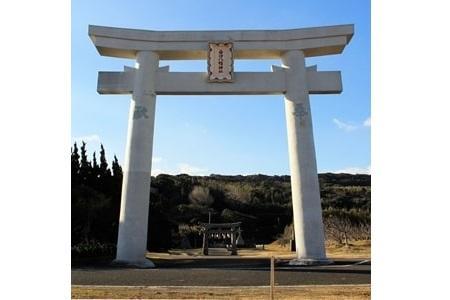 白沙八幡神社(はくさはちまんじんじゃ)-1
