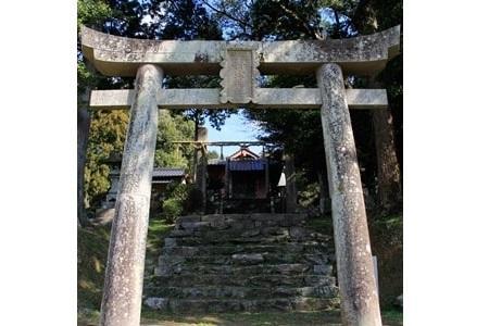 新城神社(しんじょうじんじゃ)-1