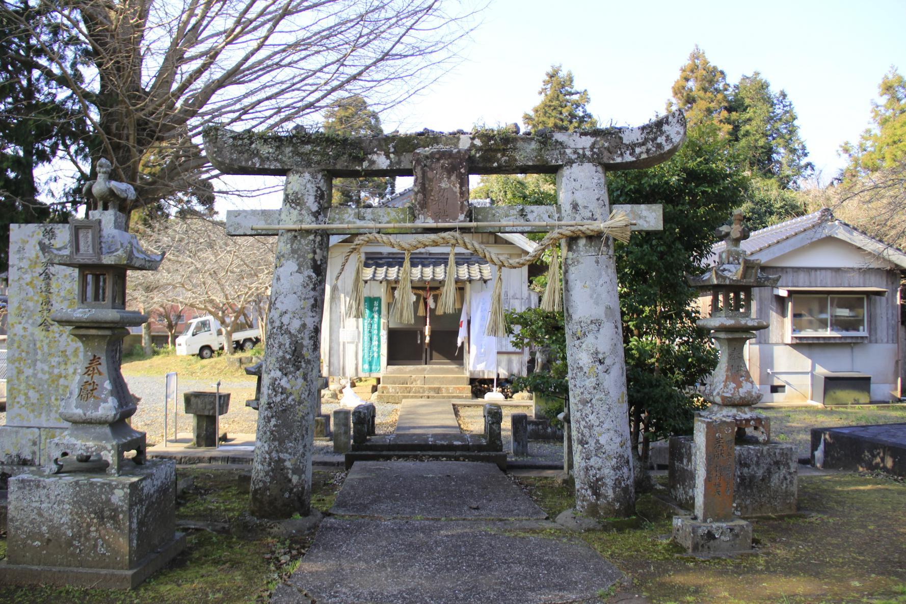 彌佐支刀神社(みさきとじんじゃ)-1