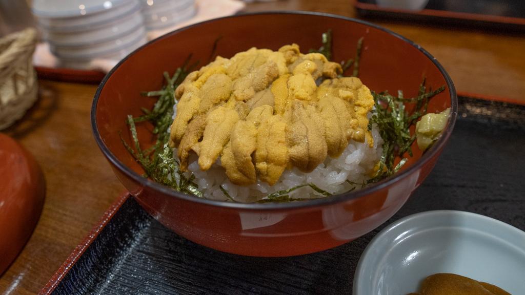 壱岐島に来たら絶対食べて帰りたいウニ-0