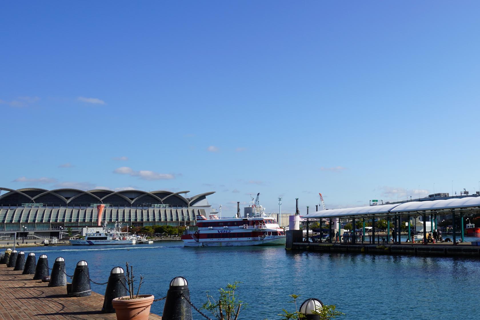 アクセス抜群!高速船で福岡から最速約65分!-0