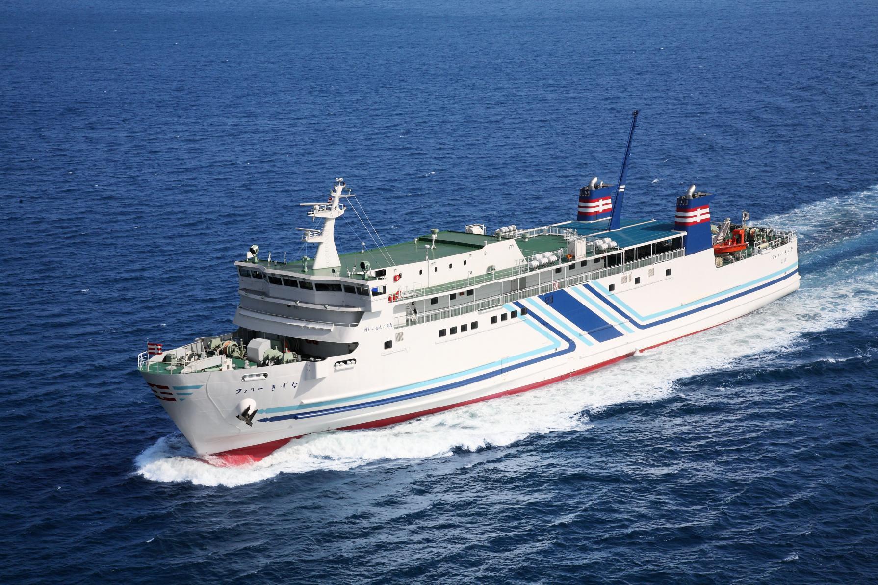アクセス抜群!高速船で福岡から最速約65分!-3