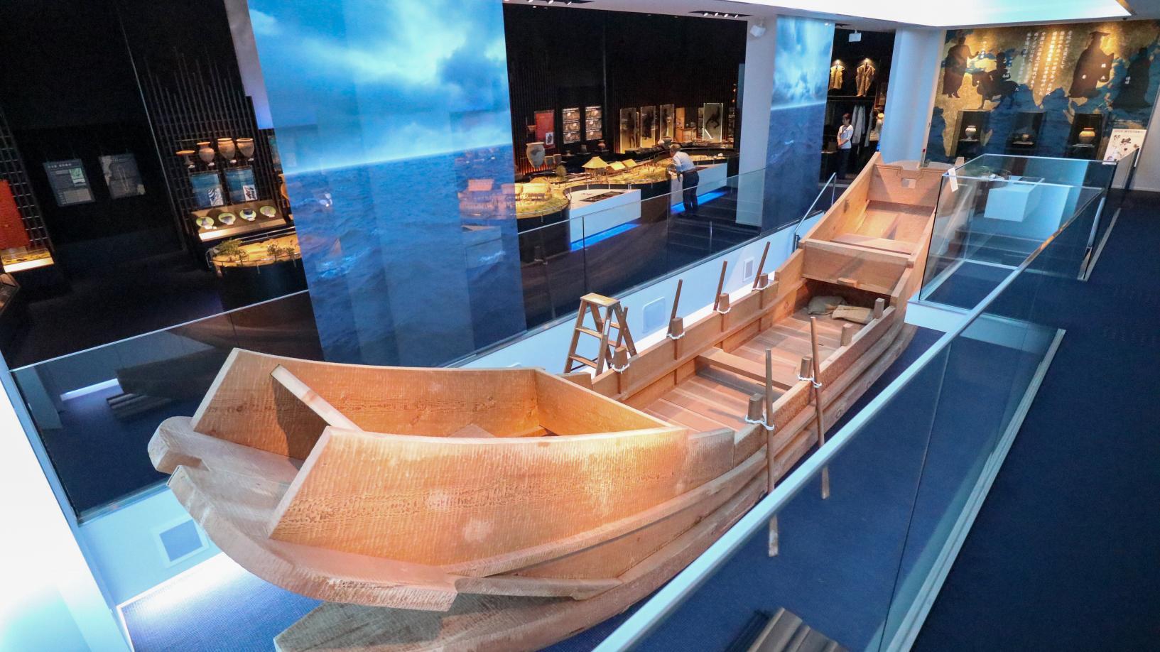 壱岐の歴史を楽しく学べる「一支国(いきこく)博物館」-3