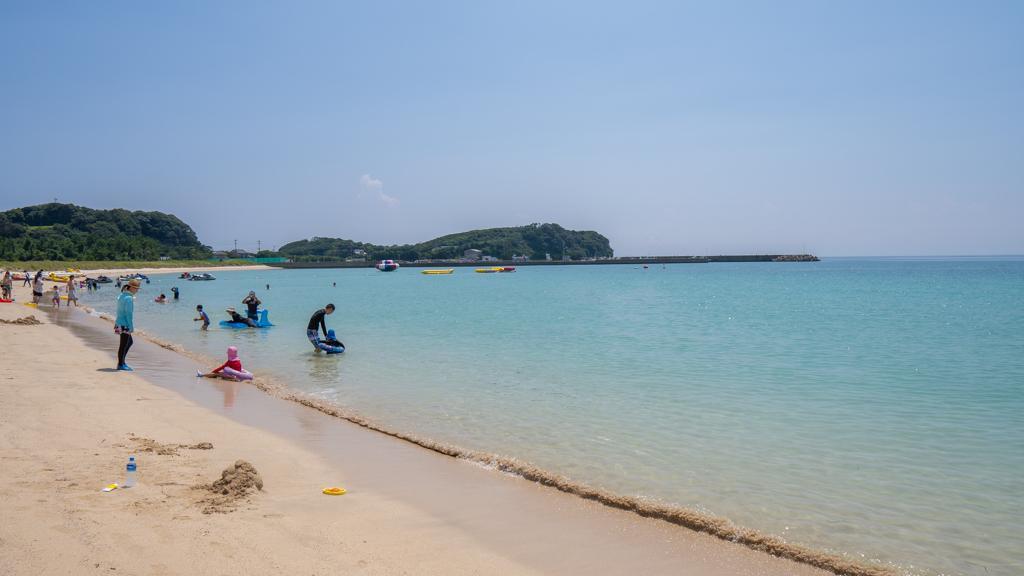 壱岐島の海水浴場とは-0