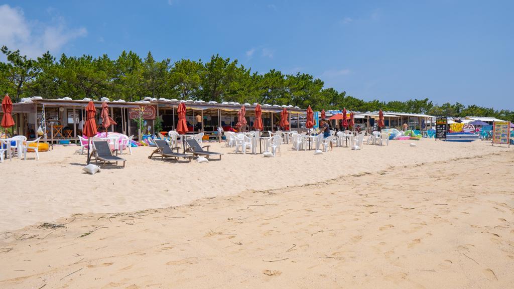 筒城浜海水浴場(つつきはま かいすいよくじょう)-0