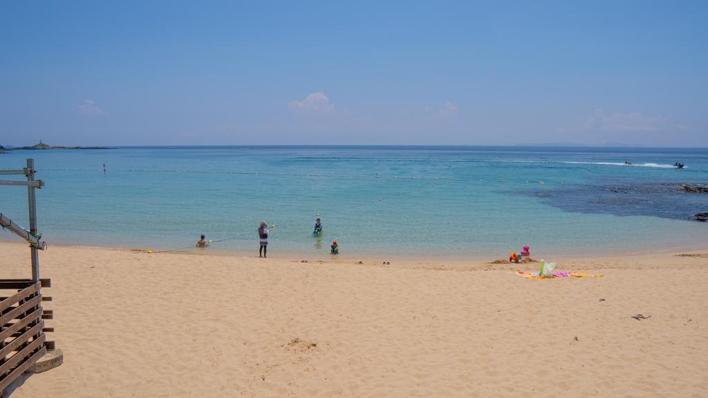錦浜海水浴場(にしきはま かいすいよくじょう)-0
