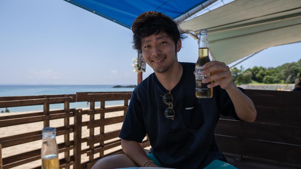 錦浜海水浴場の楽しみ方-3