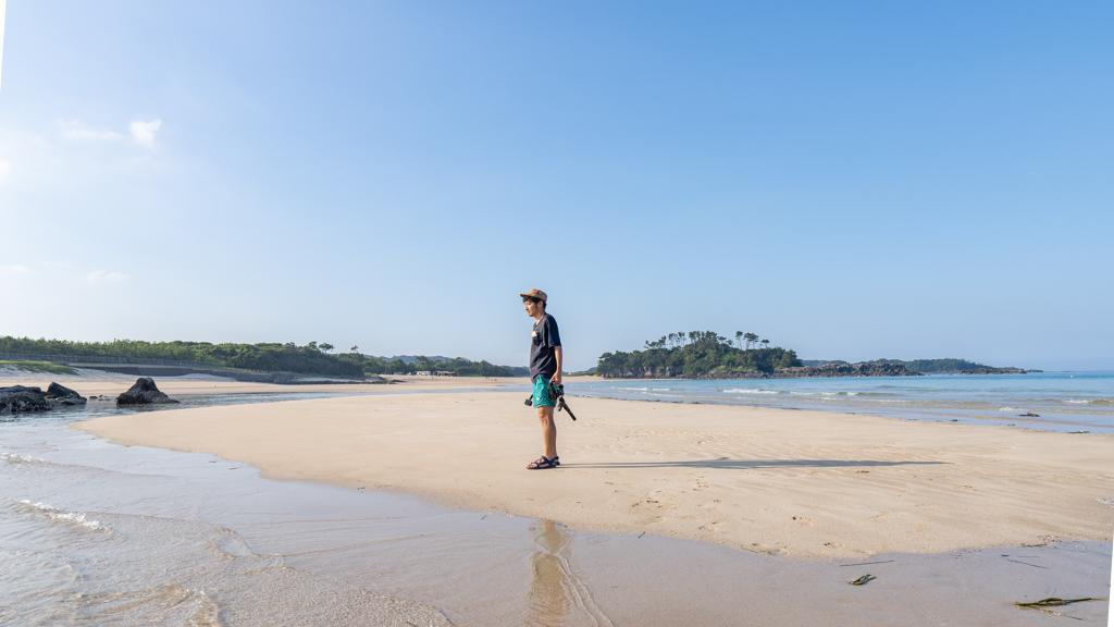 大浜海水浴場の楽しみ方-2