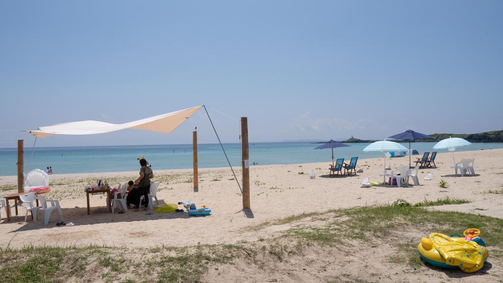 アクティブ? のんびり? 好みに合わせてビーチを満喫しよう-1