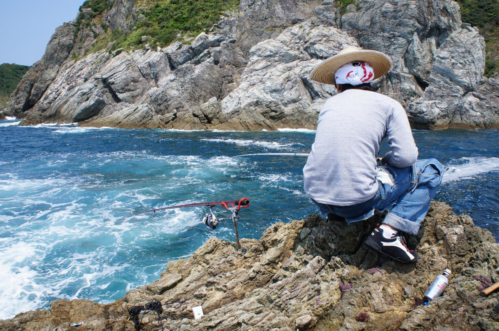 壱岐は釣り人の聖地-3