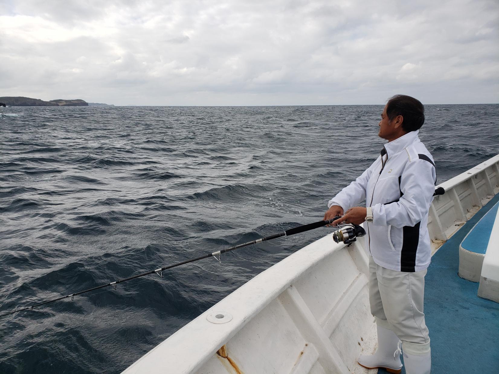 タイラバとルアーキャスティングで高級魚を狙え!-3