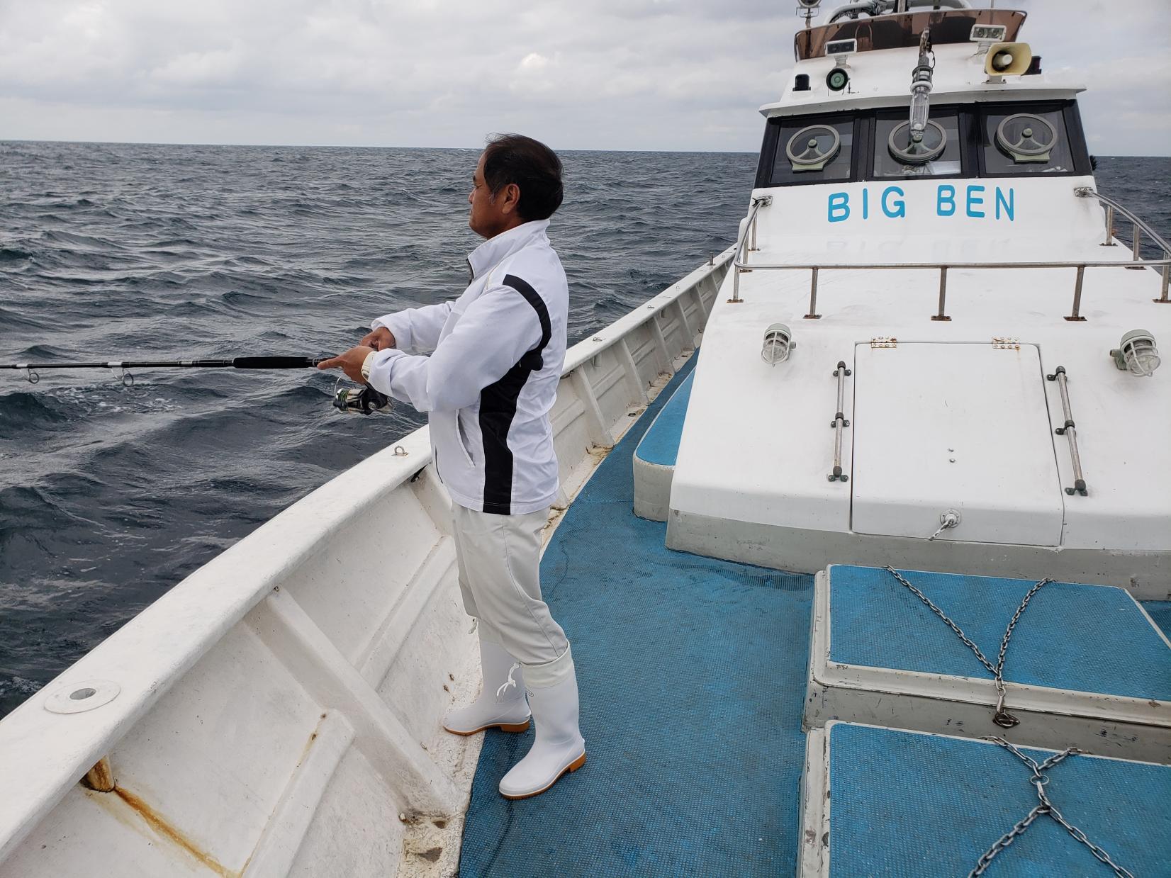 タイラバとルアーキャスティングで高級魚を狙え!-1