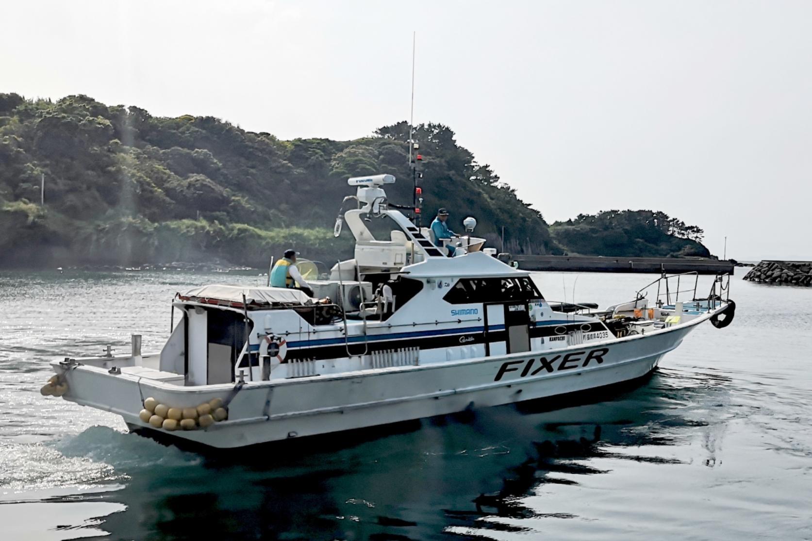 釣りの聖地・壱岐島-0