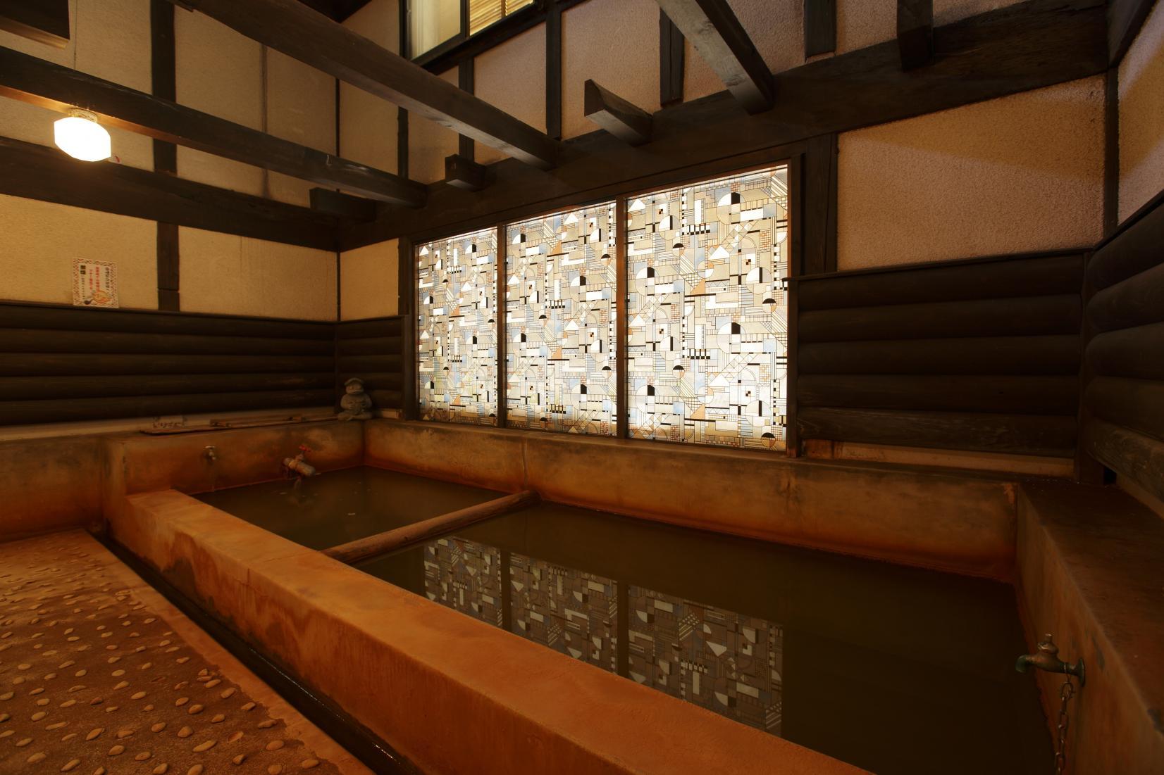 1700年の歴史を誇る湯本温泉-3