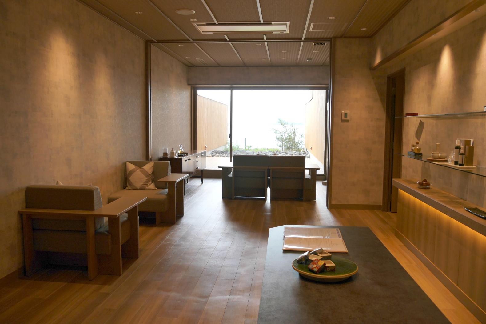 全室露天風呂付オーシャンビューの高級リゾートホテル 壱岐リトリート海里村上-3
