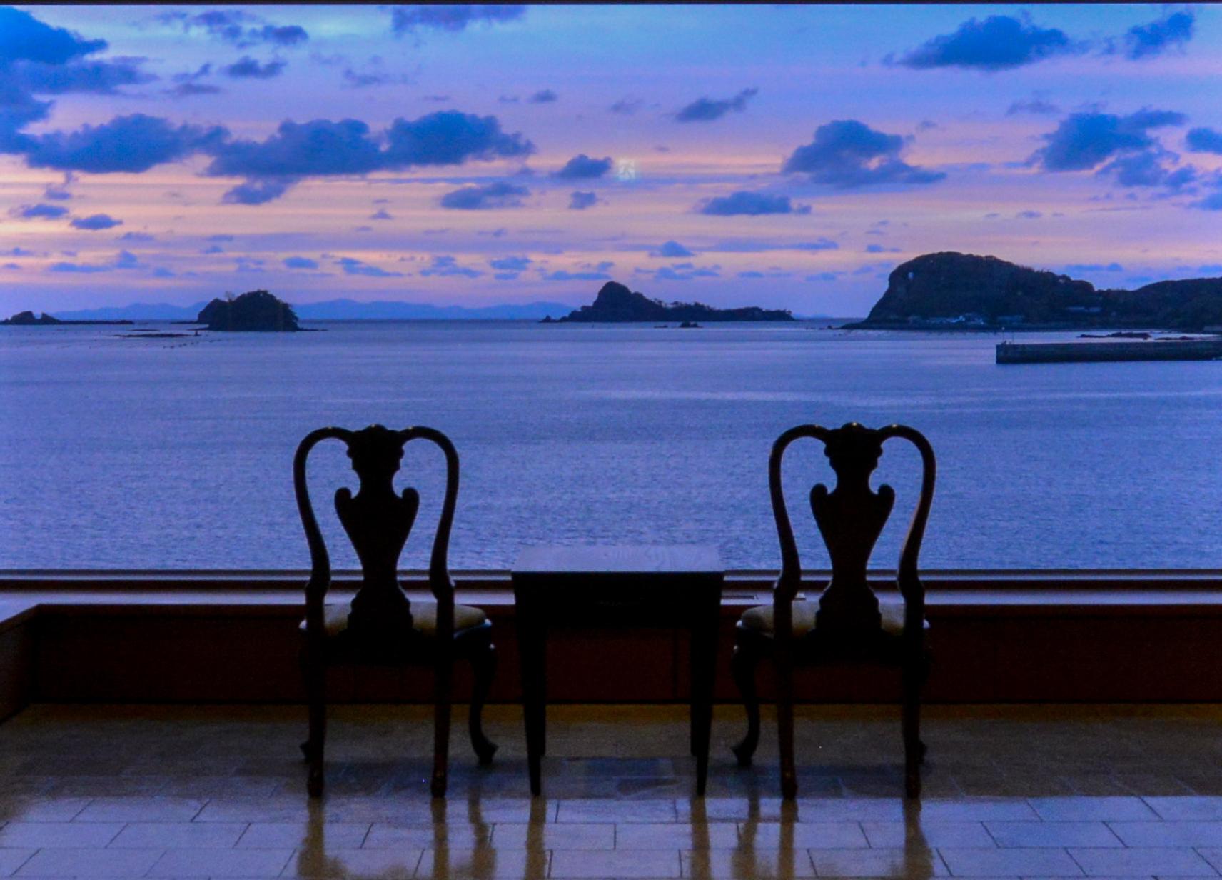 全室露天風呂付オーシャンビューの高級リゾートホテル 壱岐リトリート海里村上-7