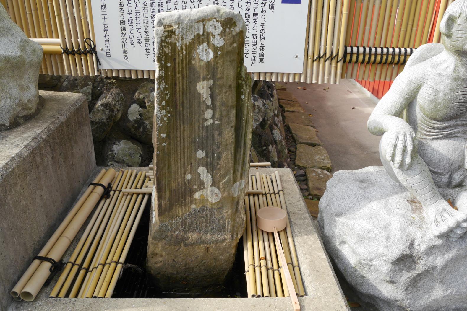 朱色の鳥居が連なる伏見稲荷神社-4