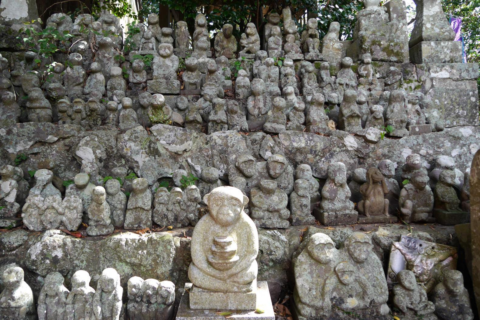 壱岐の夫婦神社-0