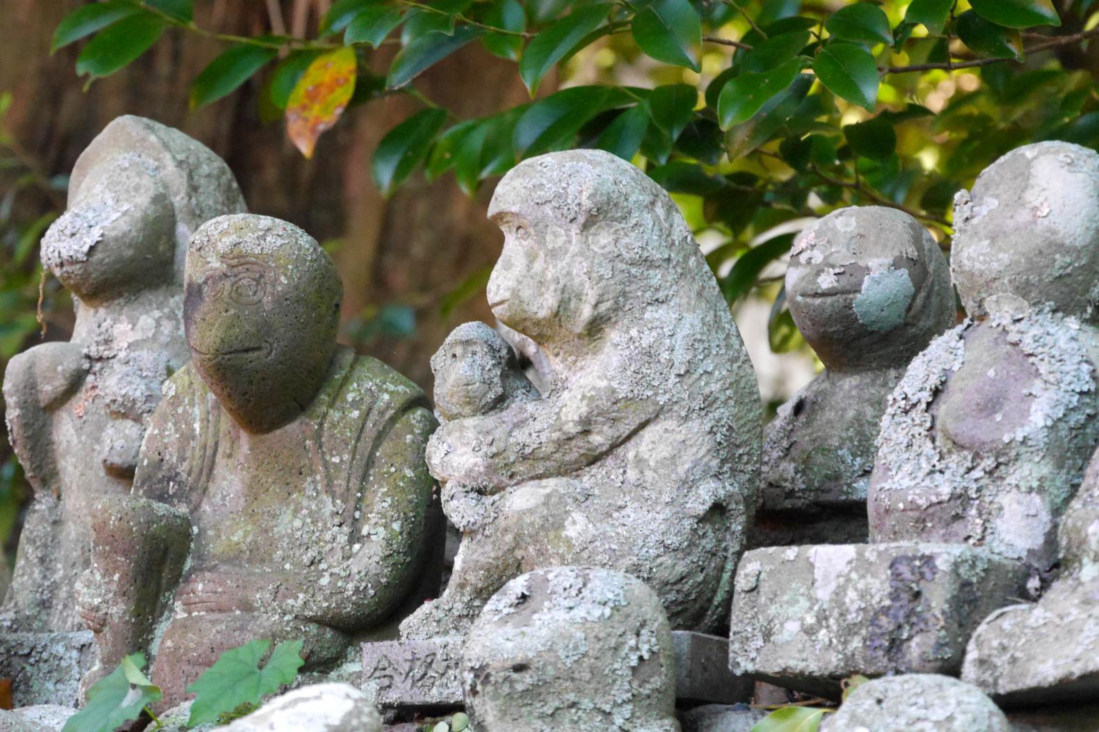 神聖な空気を味わえる男嶽神社-0