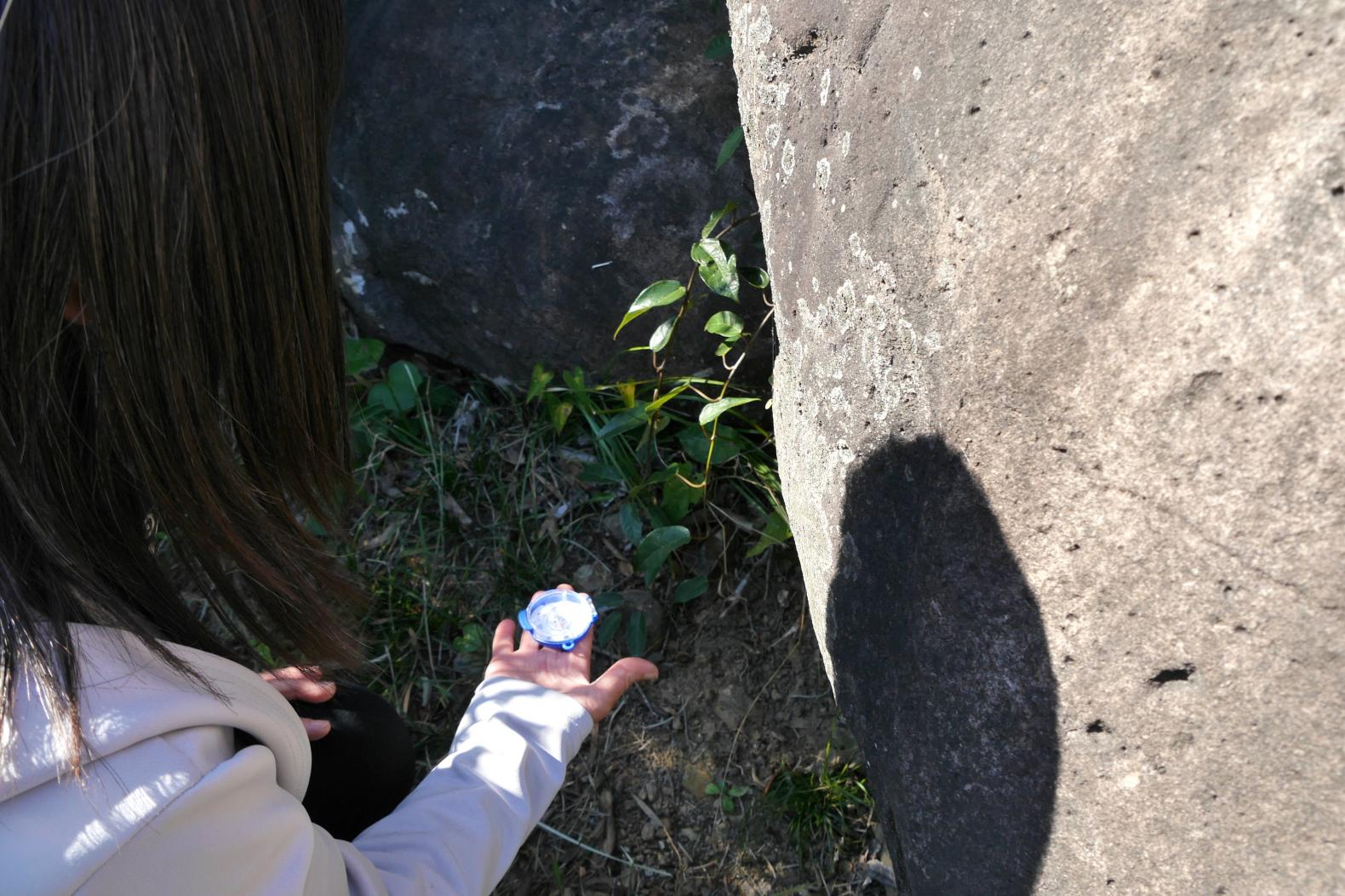 巣食石(すくいいし)までプチトレッキング-3