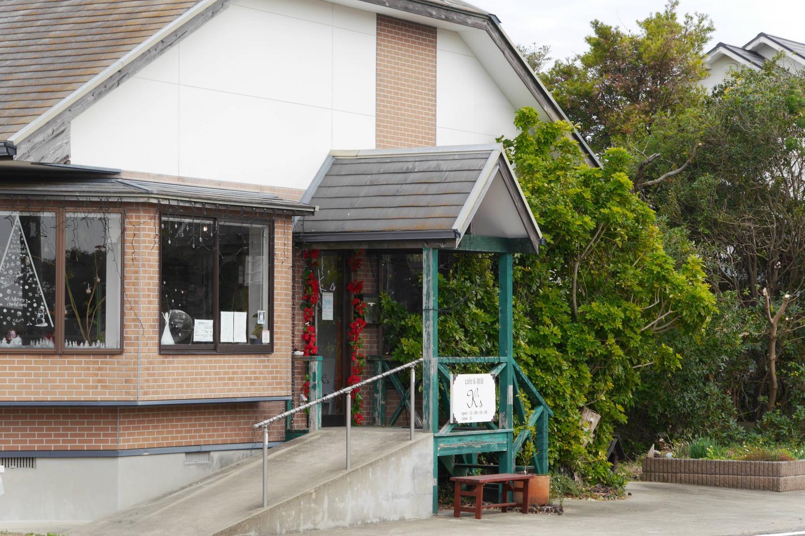 郷ノ浦港から徒歩10分ほどで行ける弁天崎公園-5