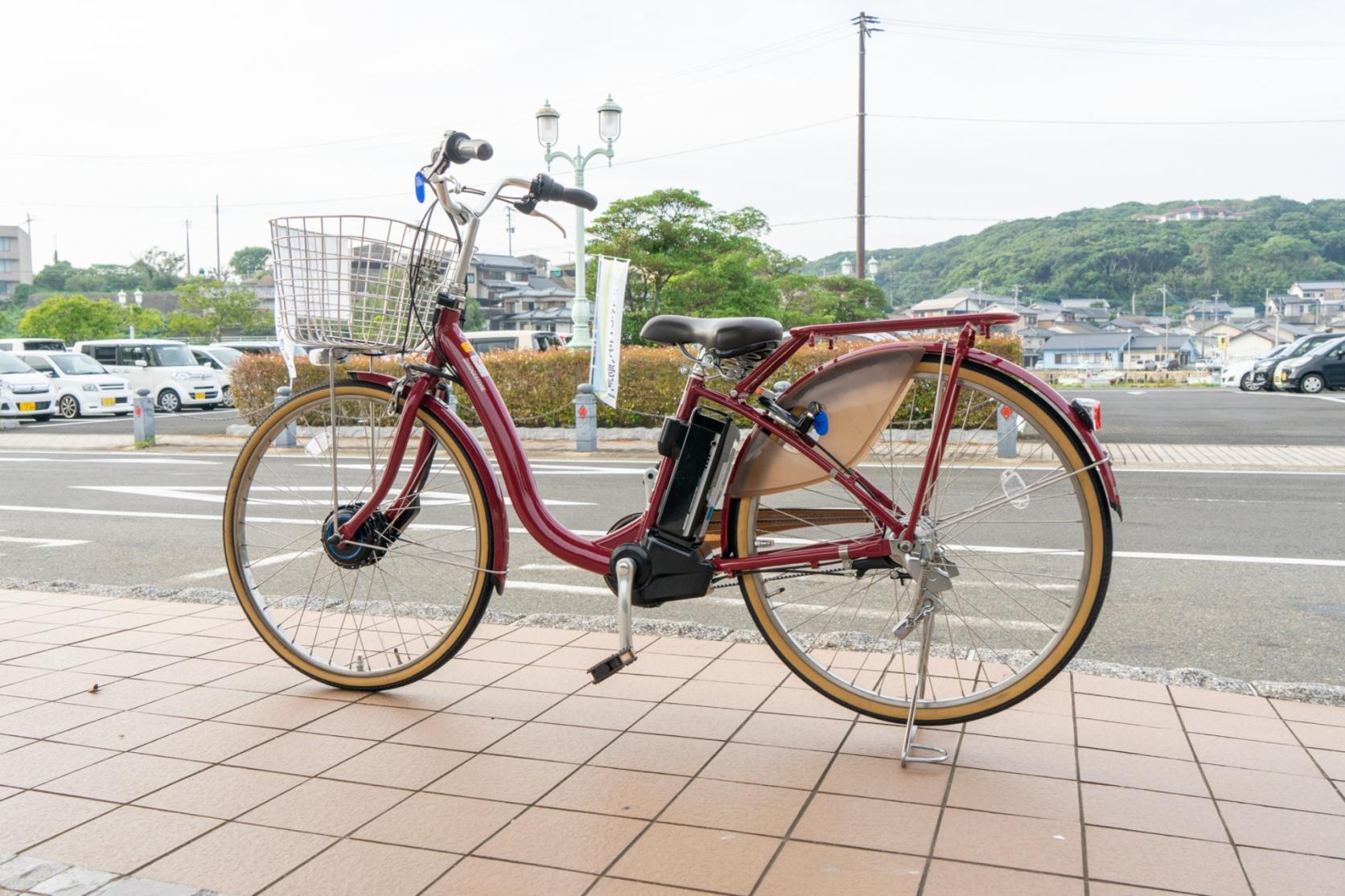 郷ノ浦港観光案内所-2