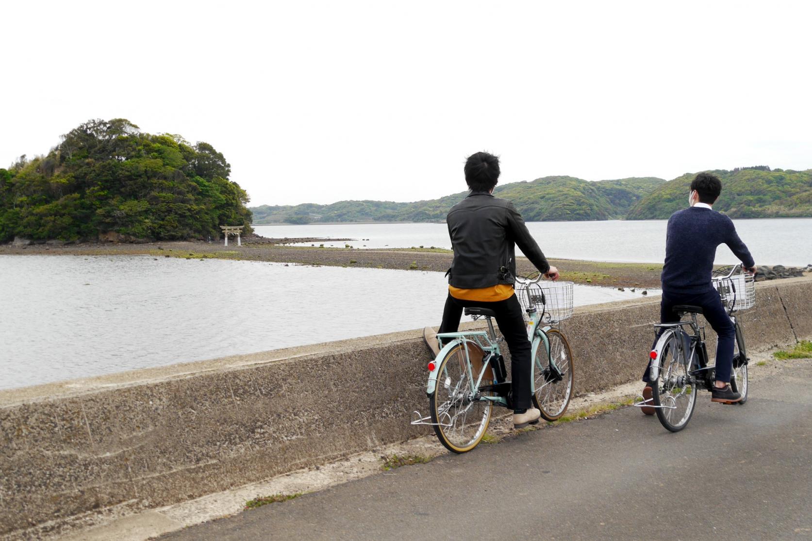 おすすめルート~芦辺港レンタル編~-6