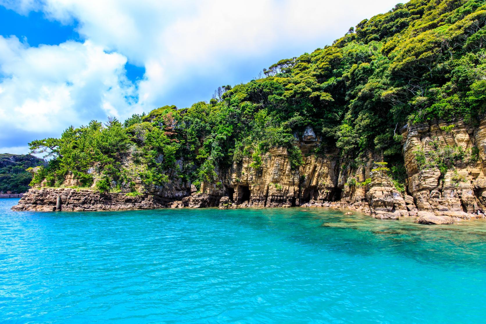 エメラルドグリーンの海、猿、鬼、鼻!?写真映えする壱岐島の絶景スポットの数々。-0