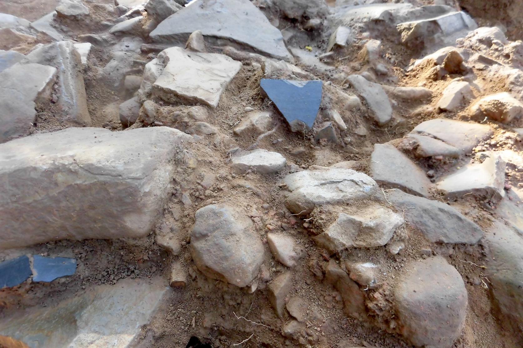 最新の発掘調査結果から分かってきた、勝本城跡の別の顔。-0