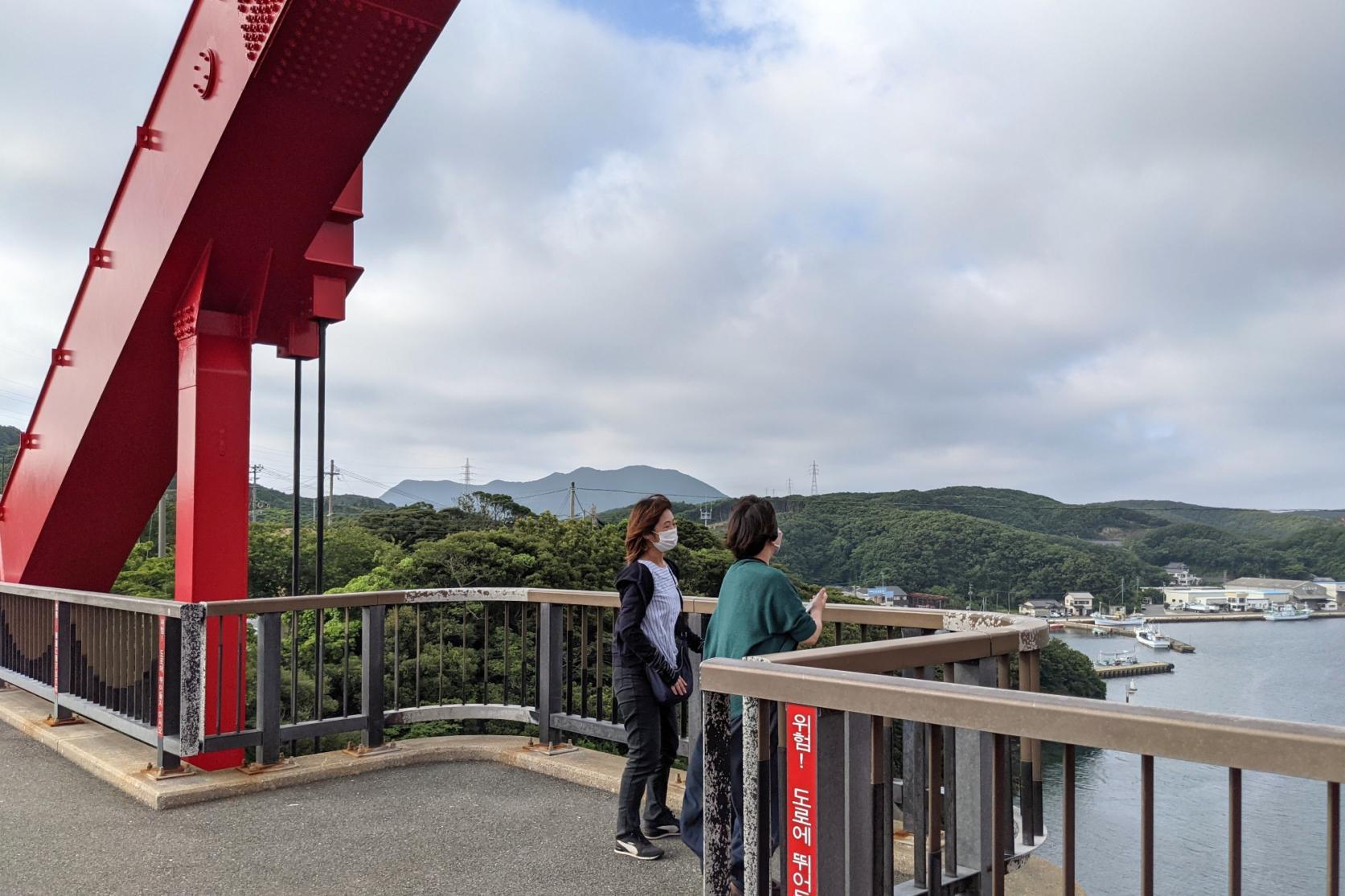 「万松院(ばんしょういん)」~万関橋-6