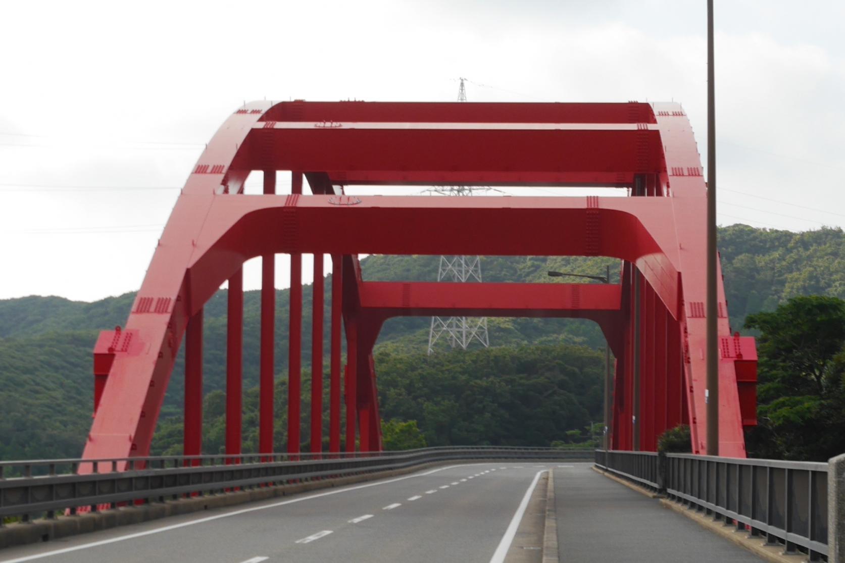 「万松院(ばんしょういん)」~万関橋-5