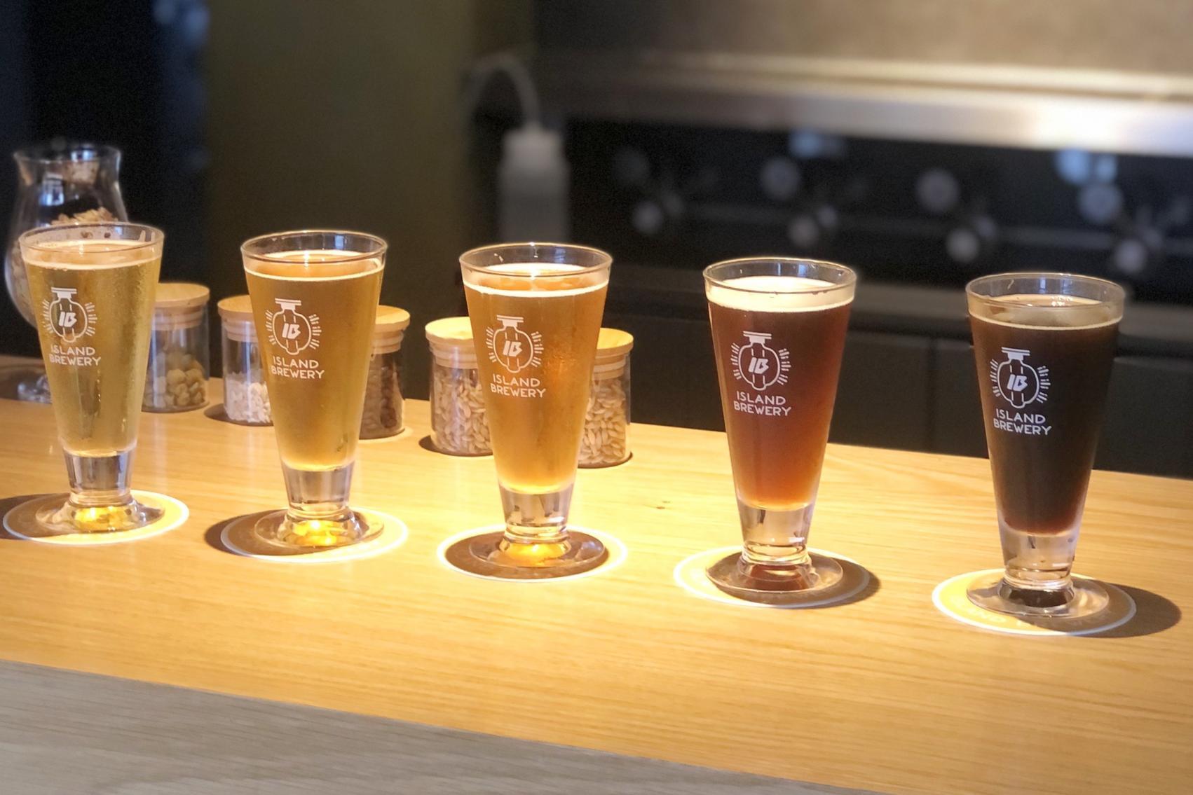 壱岐食材を使用したオリジナルビール!-0