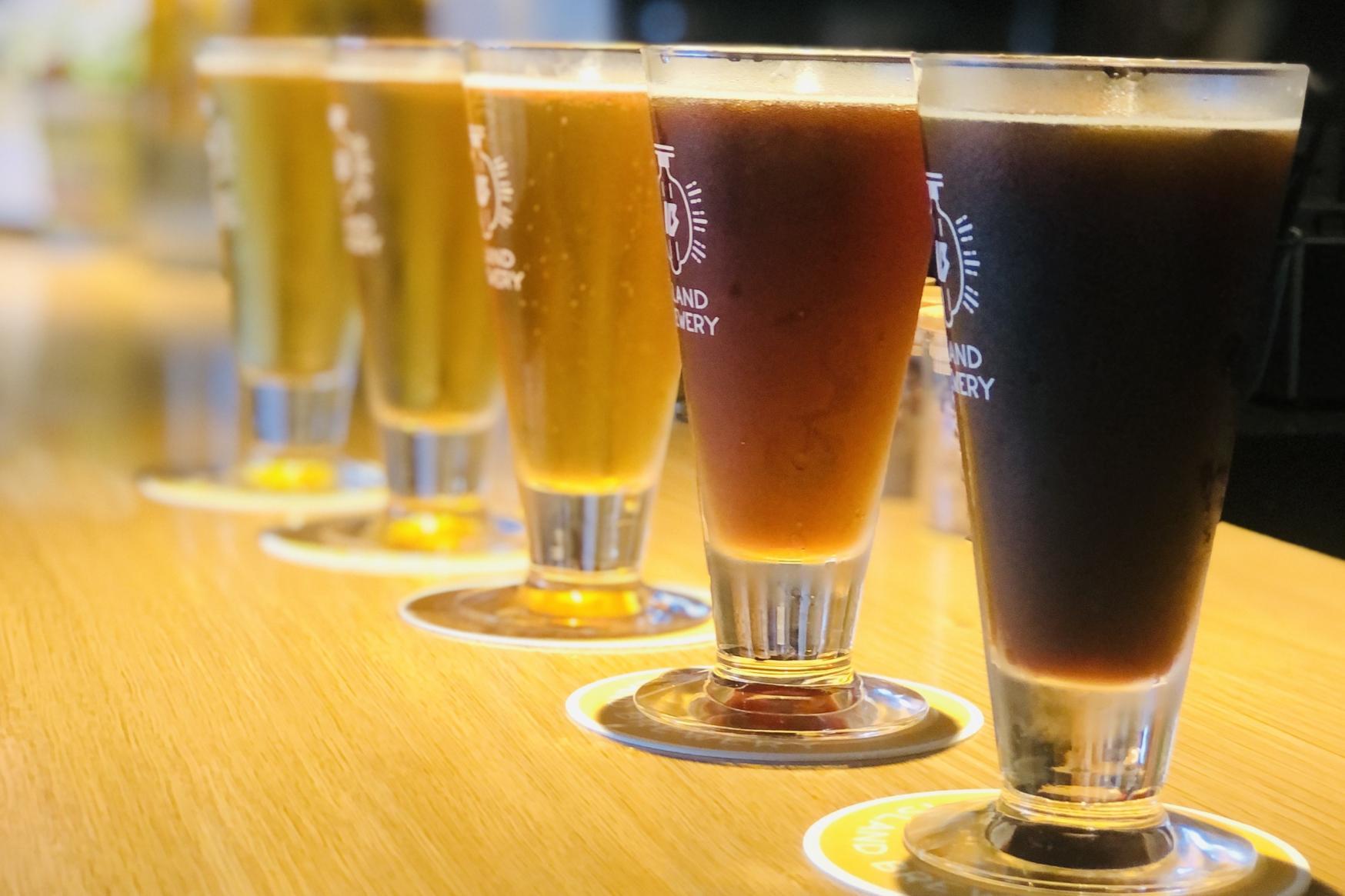 壱岐食材を使用したオリジナルビール!-1
