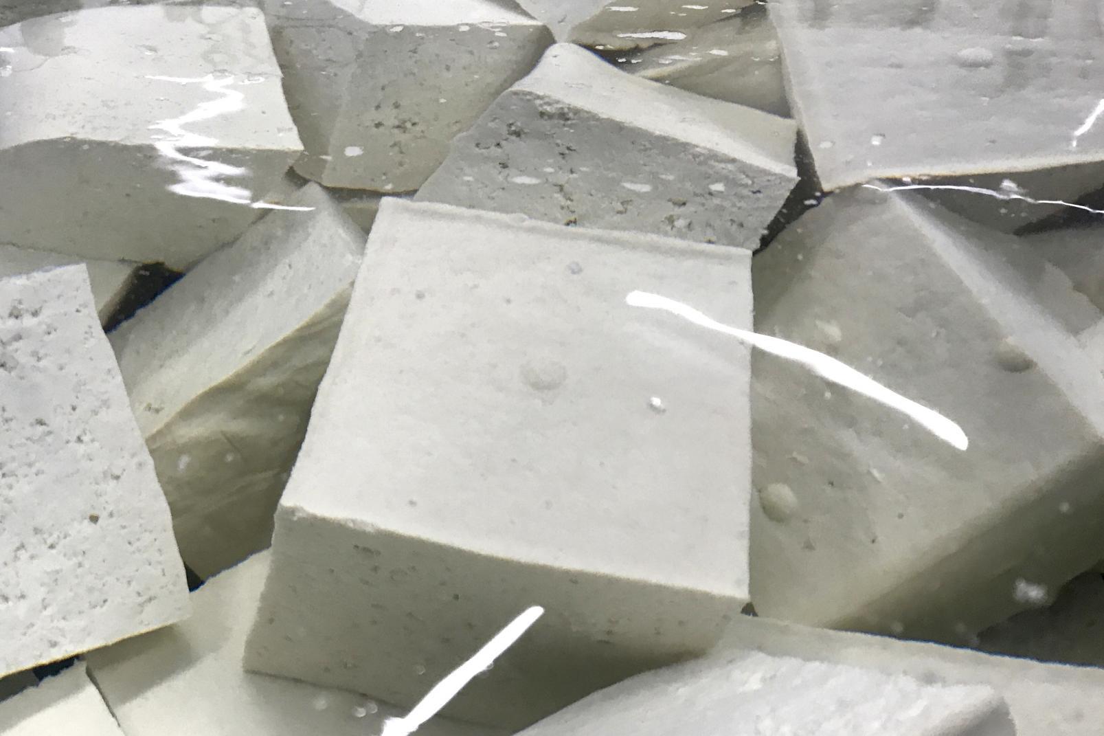 「壱州豆腐」の製造工程-7