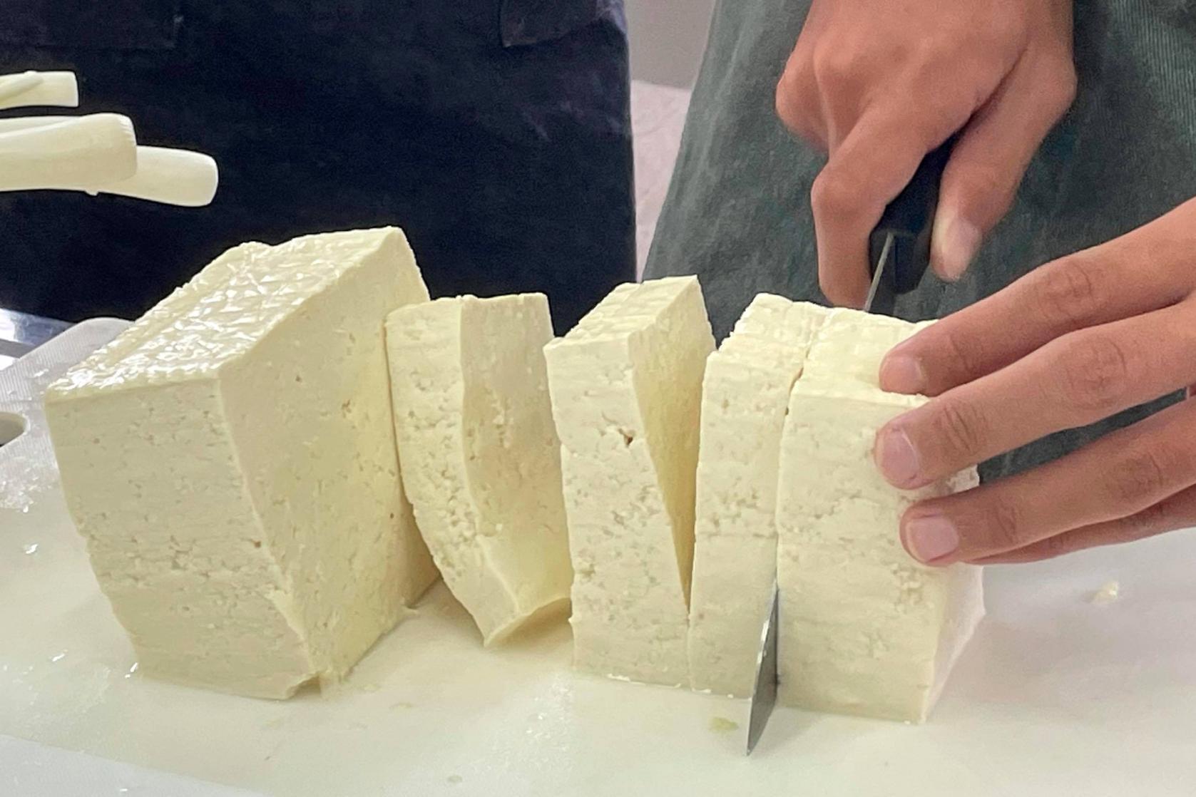 自分で作った豆腐はまた格別!!『壱州豆腐つくり体験』-0