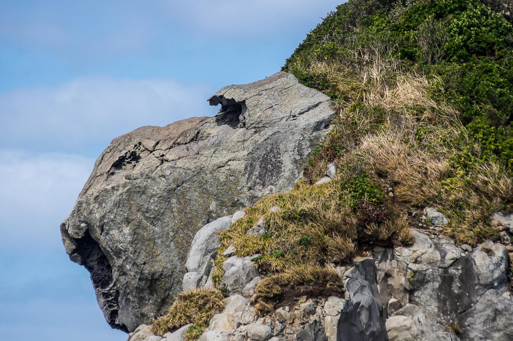 猿岩(郷ノ浦町) ~自然が創り出した黄昏れる奇岩~ -4