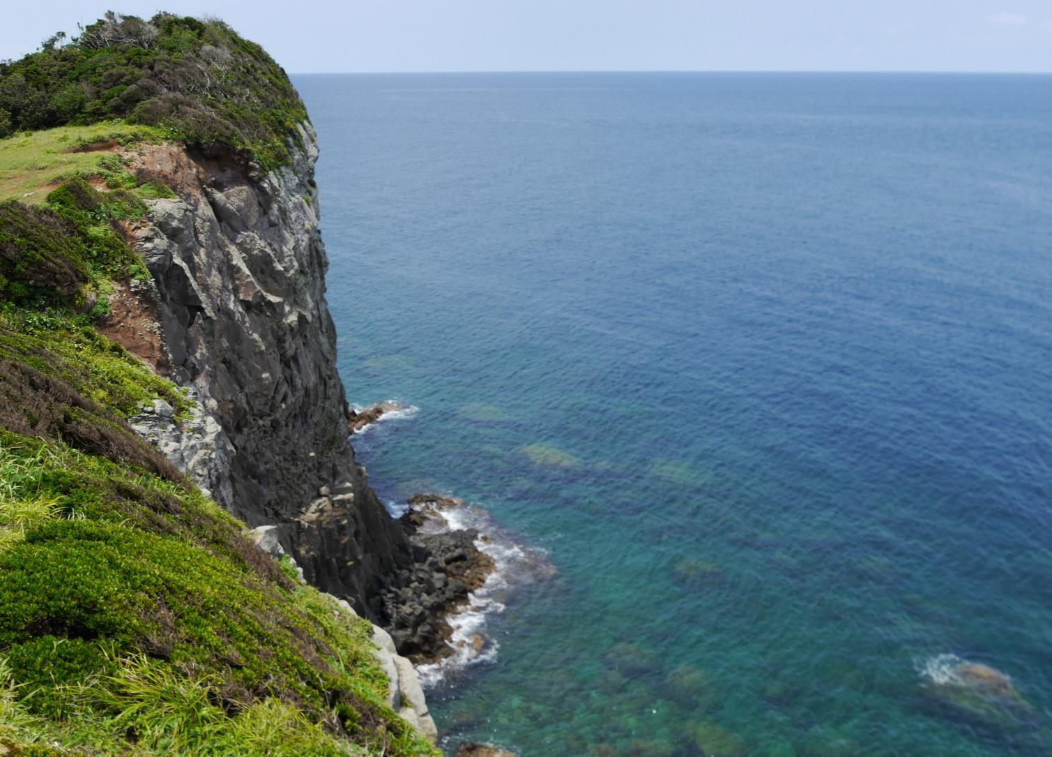 猿岩(郷ノ浦町) ~自然が創り出した黄昏れる奇岩~ -7