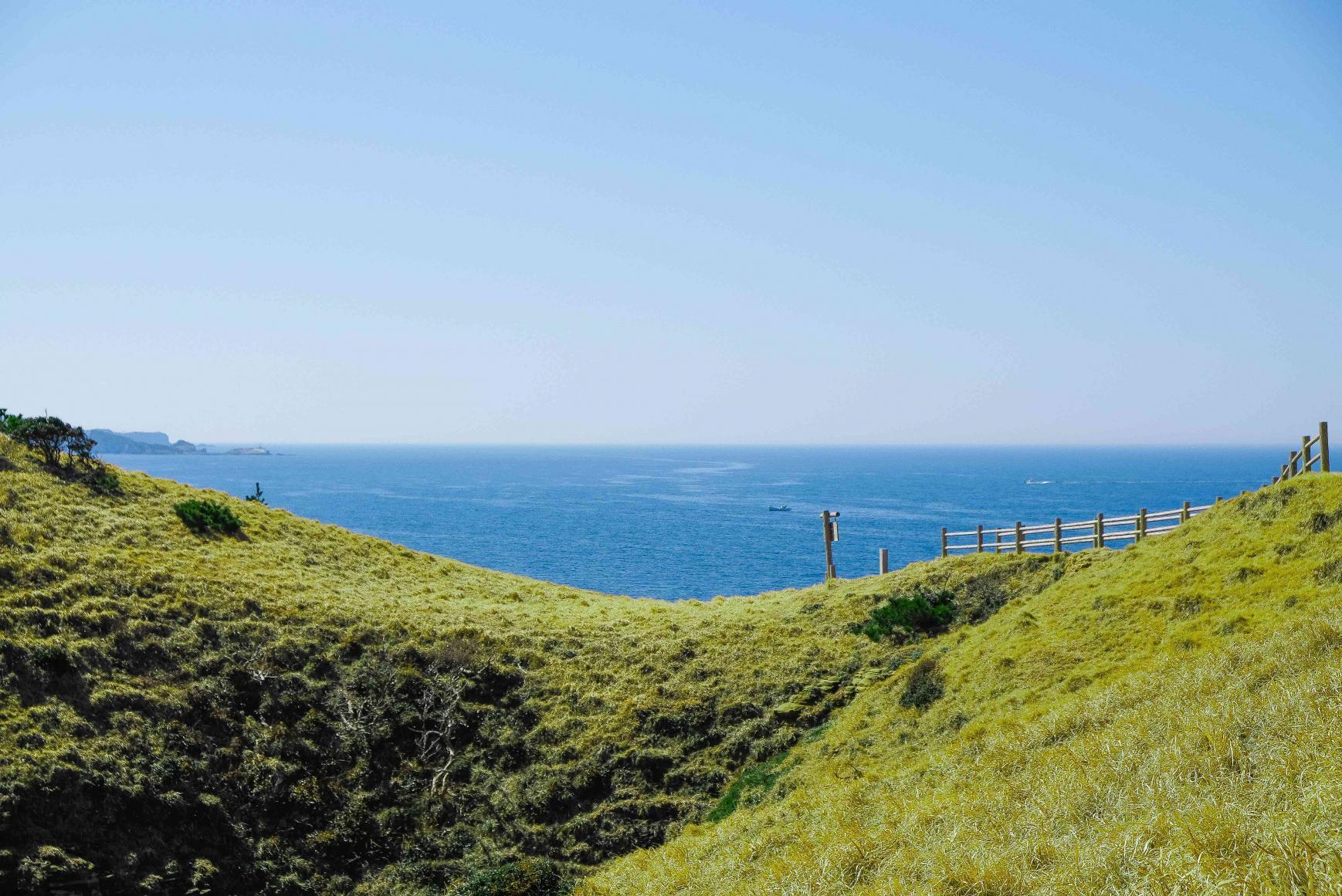 辰ノ島(勝本町) ~自然が創り出した神秘の島~-7