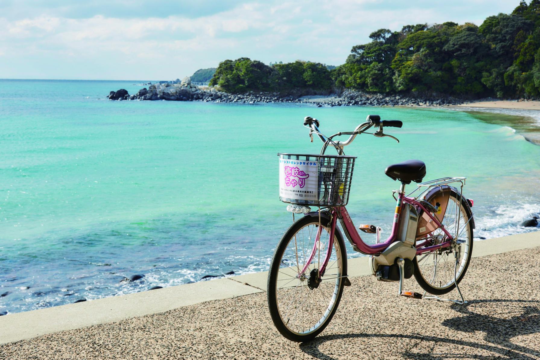 【1日】爽快!レンタサイクルで走る絶景コース-1