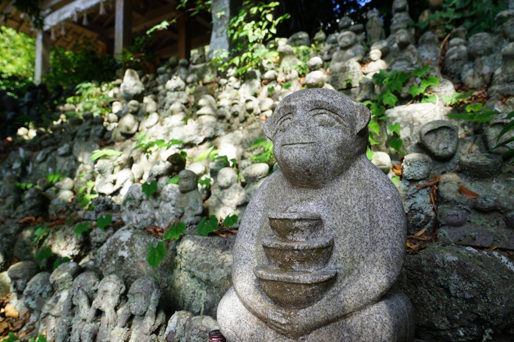 壱岐島四十二社巡り(風の路)-1