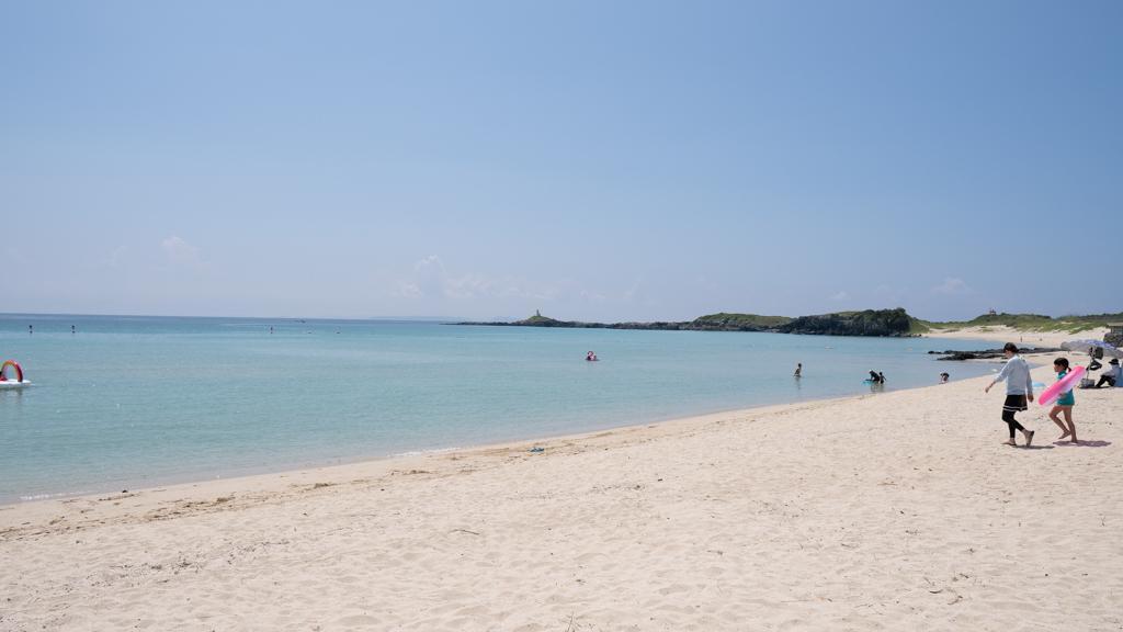 博多から船で最短65分!壱岐島の美しいビーチで遊びつくそう-1