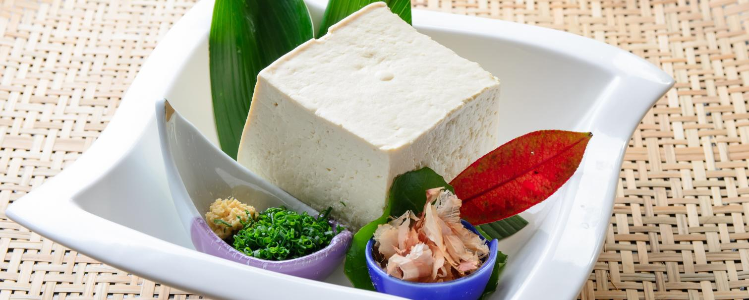 島民も大好きな島の味!昔から愛され続ける壱州豆腐-1