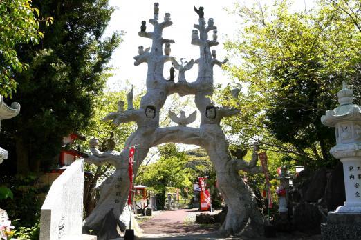 諸津観音白歯雪公園-2