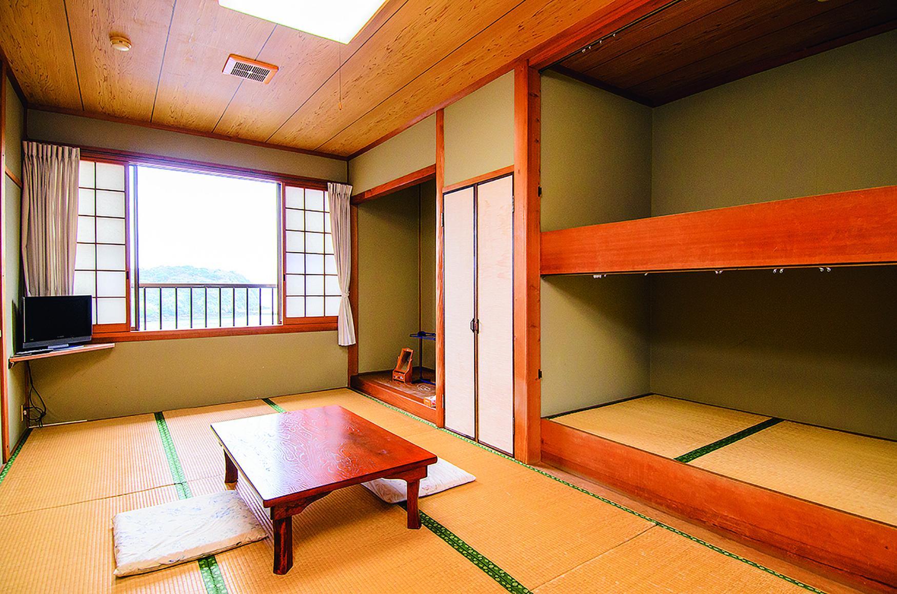漁師宿民宿船場荘-1