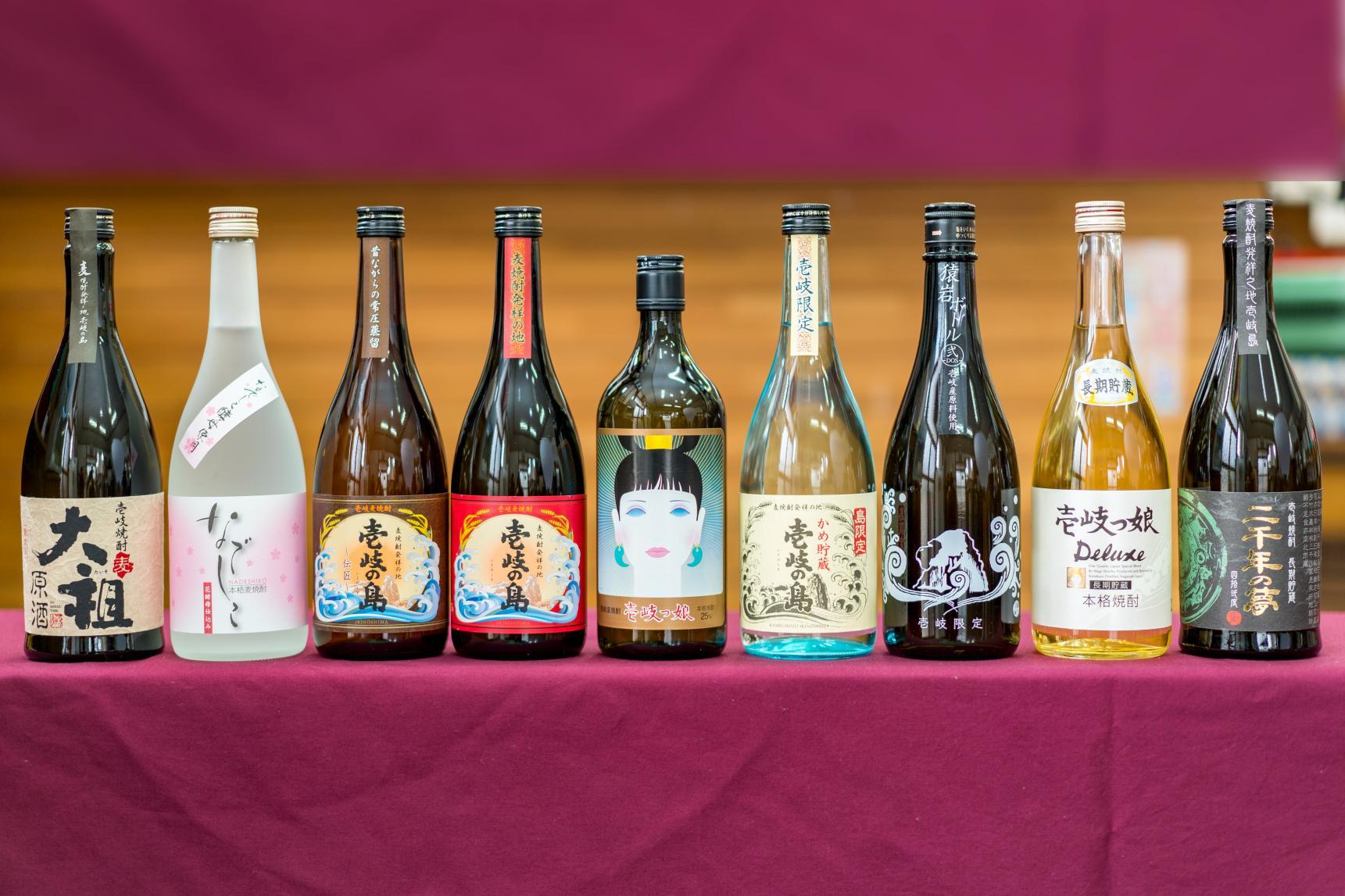 壱岐の蔵酒造株式会社-2