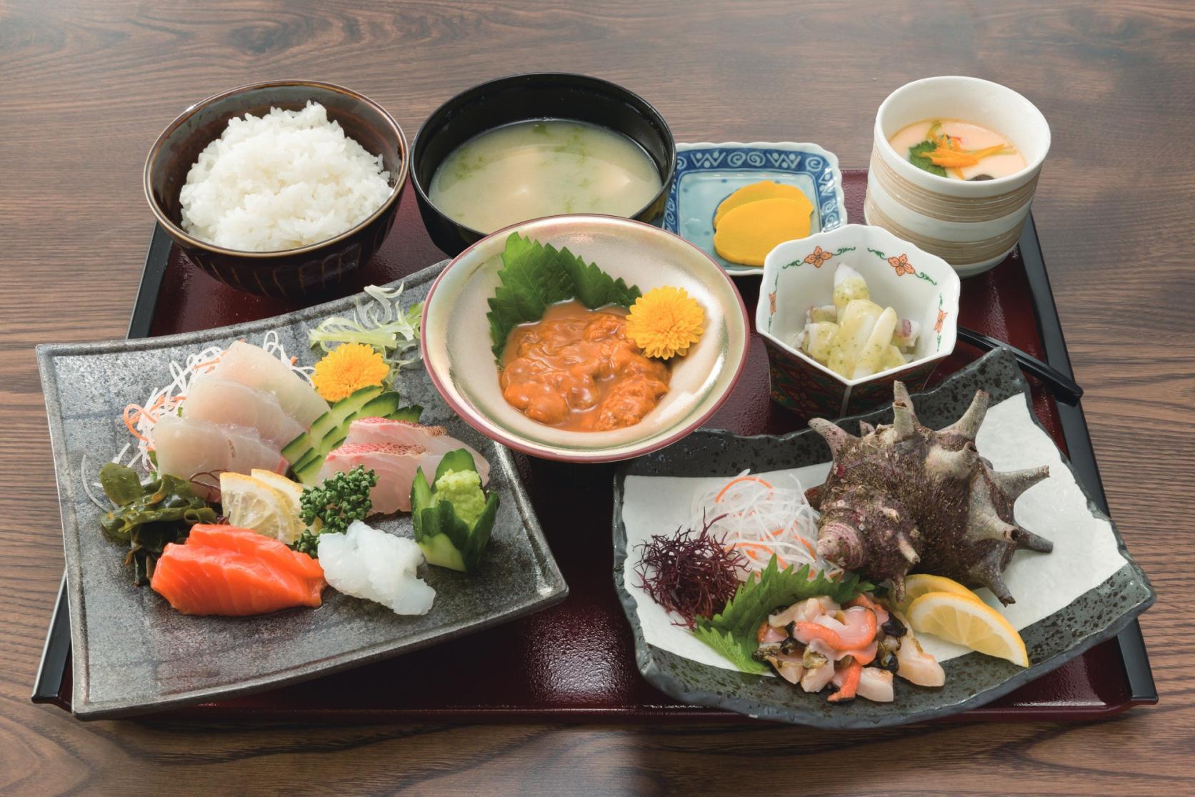 お食事処 海神(わたつみ)-3