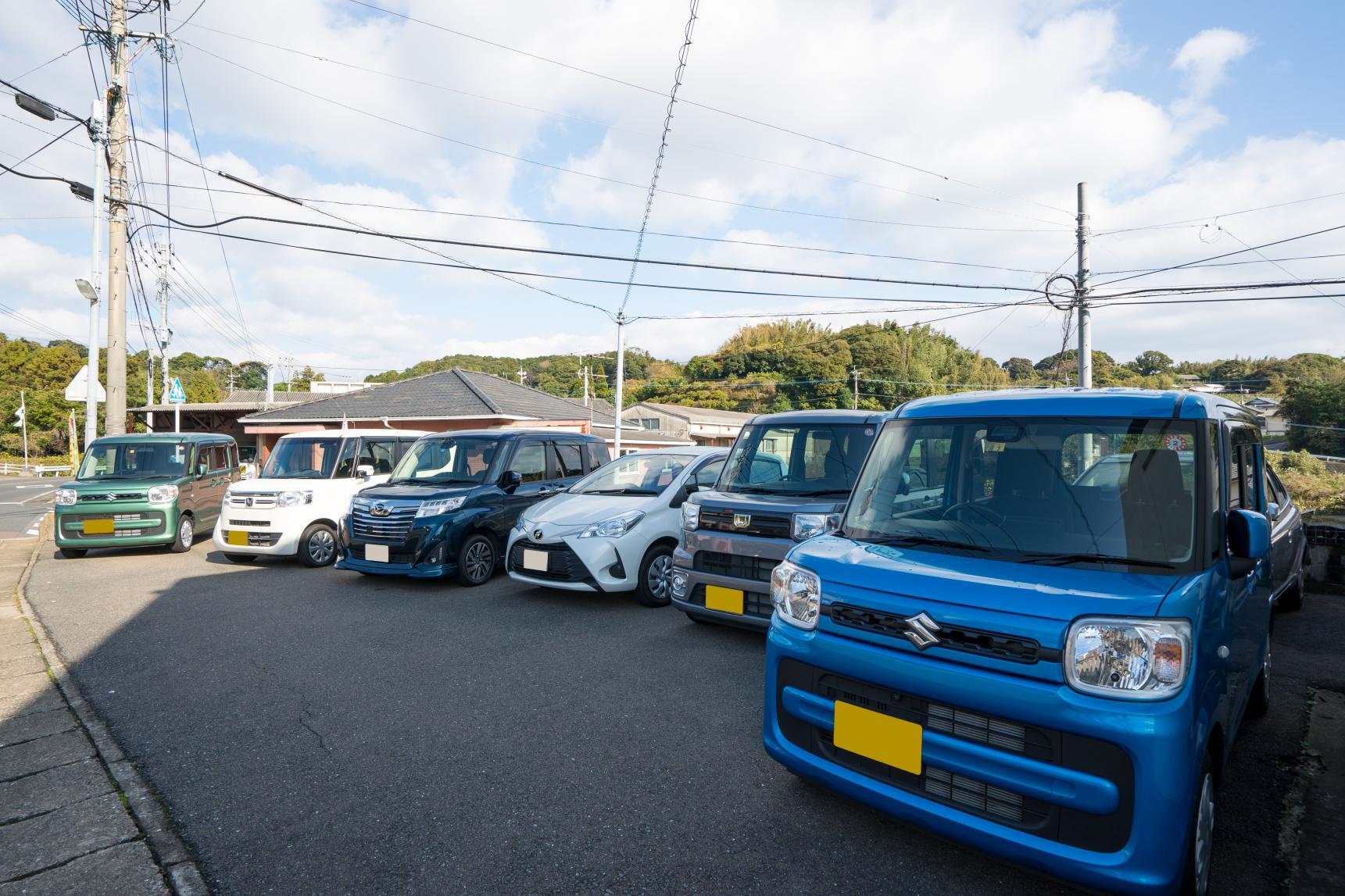 ニコニコレンタカー 壱岐店-2